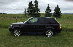 2006 Land Rover Range Rover Sport Super Charged SUV, Crossover