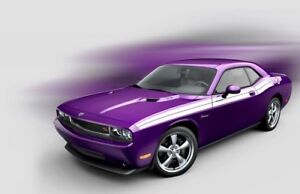 Wanted Dodge Challenger RT Classic