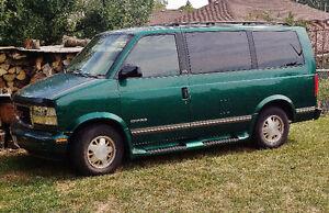 1998 GMC Safari Minivan, Van