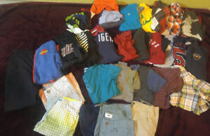 Assorted 7/8 boys clothes