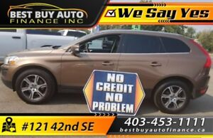 2012 Volvo XC60 T6 AWD APPROVED WITH CHRISTMAS CASH BACK $$$