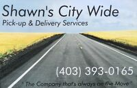 Shawn's City Wide Pick-up and Delivery Services
