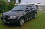 Ford Territory wagon, TS SY MK11  89300 km's Kewarra Beach Cairns City Preview