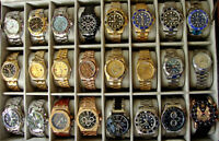 Rolex watches and many other swiss brands