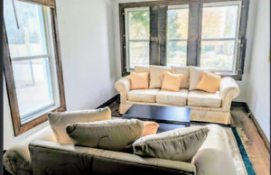 Charming Coach House for rent in downtown Stouffville