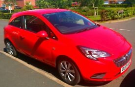 2017 Vauxhall Corsa 1.4 Eco Flex Stunning Condition ONLY 1,500 Miles