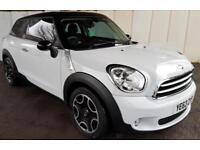 2013/63 reg Mini Paceman 2.0TD ( 112bhp ) ( Chili ) Auto 2013MY Cooper D