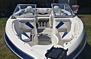 Your new favorite summer ride! Glastron Boat