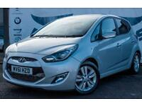2011 HYUNDAI IX20 1,6 STYLE 5 DOOR AUTOMATIC LARGE ELECTRIC PANORAMIC ROOF PRIVA