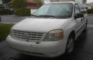 2005 Ford Freestar 43000KM Used in a Very Good Condition