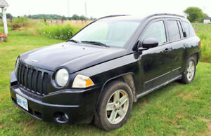 JEEP COMPASS 2008 Certified must sell