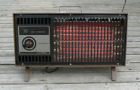 Sears Electric Portable Space Heater Model 344.71321