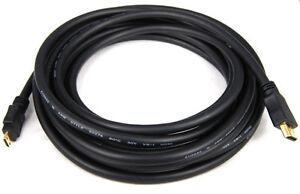 Câble HDMI - Mini HDMI 16pi (5m) pour tablettes pc