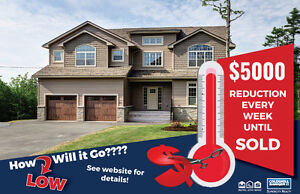 $5000 Reduction Every Week Until SOLD!!!!!!!!!!!!!!!!!!!!!!!!