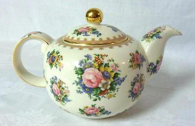 Royal Albert Lady Carlyle Chintz Teapot