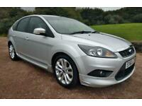 Ford Focus 1.8 Zetec S 5dr manual petrol FREE DELIVERY