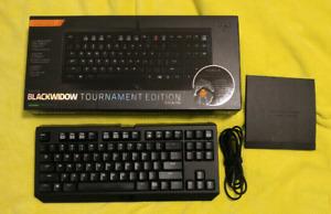 Razer Blackwidow Tournament Edition Stealth