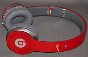 Beats solo red