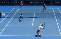 need Tennis partner , intermediate level