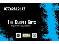 Carpet and Vinyl fitting service