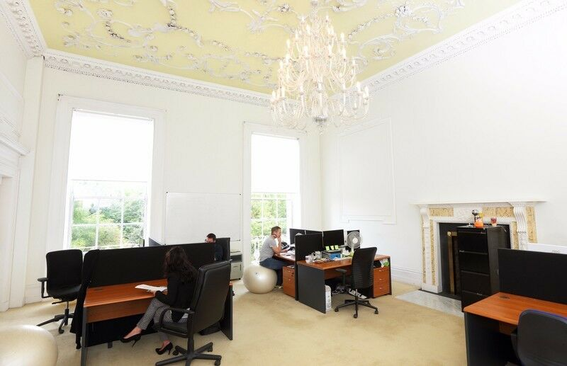 Merrion Square, Office Space