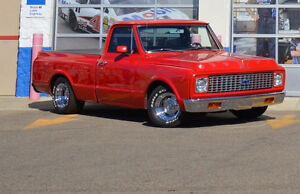 1971 Chevy C10 w 502 crate engine