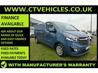 2015 65 Vauxhall Vivaro 1.6CDTi Sportive 2900 L2H1 A/C TOP SPEC, CRUISE CONTROL