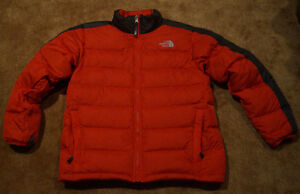 The North Face boys puffer jacket XL (18-20)