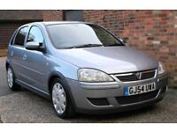 2004/54 VAUXHALL CORSA 1.4 DESIGN 5 DOOR FULLY AUTOMATIC 50000 MILES ONLY