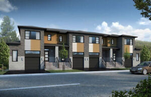 Be the FIRST OWNER of this BRAND NEW 3-Bedroom EMBRUN TOWNHOUSE