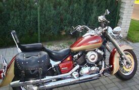 Yamaha DragStar Classic XVS650 A