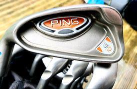 LEFT HAND PING G10 5-SW Irons Set !
