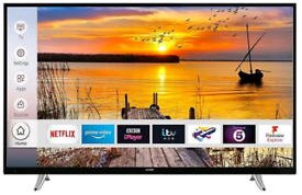 """Luxor 55"""" 4K HDR, New in Box (Delivery available)"""