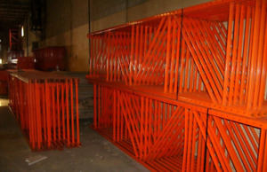 Used pallet racking - Best prices in Ontario