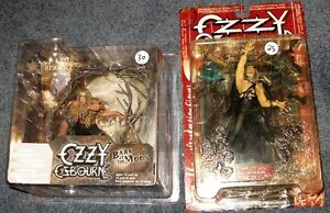 Ozzy Osbourne Figures still sealed on card St. John's Newfoundland image 1