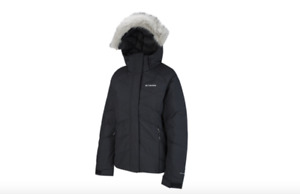 Columbia Lay D Down Winter Coat with Omni Heat Protection