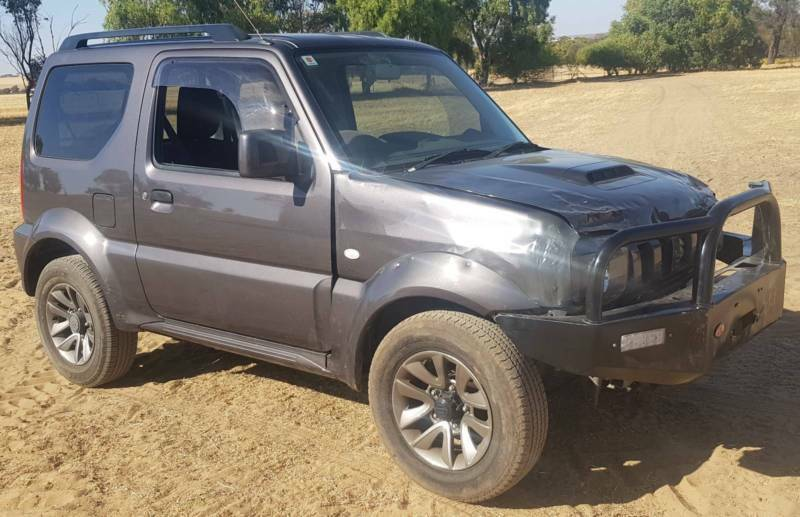 2015 Suzuki Jimny 4x4 Wagon Wrecking Gumtree Australia York