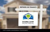 Reprises de finance région Grand Montréal et la Rive-Nord