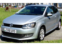 Volkswagen POLO 1.2 TDI Match ( 75ps ) 2011 - One Owner and 84k miles