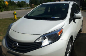 2014 NISSAN VERSA NOTE SL FOR SALE!!- GREAT CONDITION!