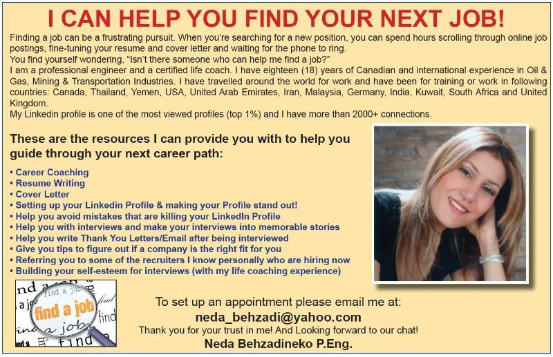 Cover letter writing services toronto