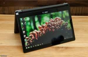 ASUS 2 in 1 /Intel Core i7 /08G / 01 To / tactile