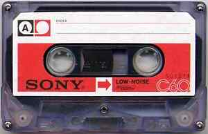 LOOKING FOR OLD CASSETTE TAPES
