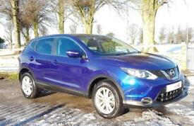 2014 63 Nissan Qashqai 1.2 DIG-T Acenta Premium with Navigation