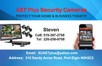 AST Plus Security Cameras and Electrical Repair