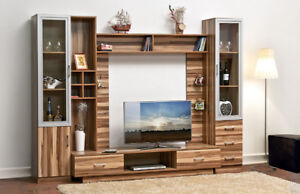 Entertainment Wall Units - Starts from $700