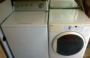 Laveuse et Secheuse / Washer and Dryer Combo