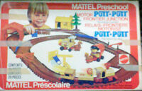 Mattel Motor Putt Putt  Frontier Junction Preschool