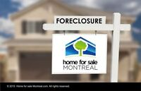 Looking for Foreclosure Listings in the Greater Montreal area