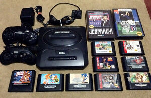 SEGA Genesis Package Bundle !!!